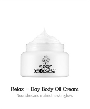Relax - Day Body Oil Cream