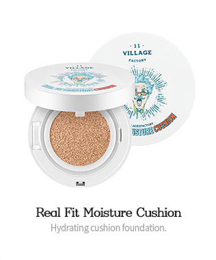 Real Fit Moisture Cushion