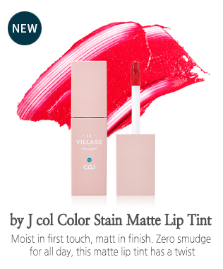 by J col Color Stain Matte Lip Tint
